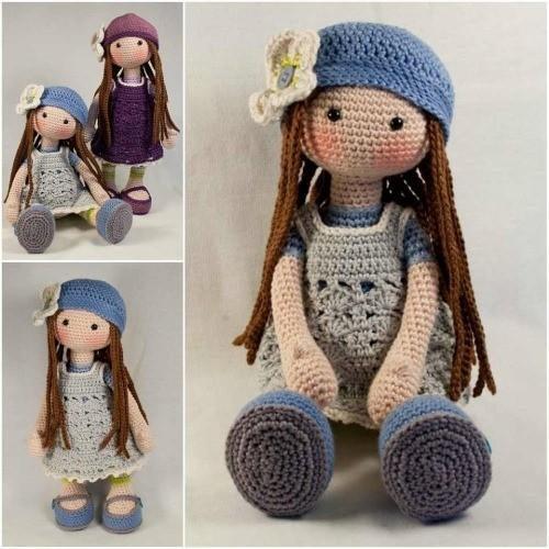 Куколка Лили handmade