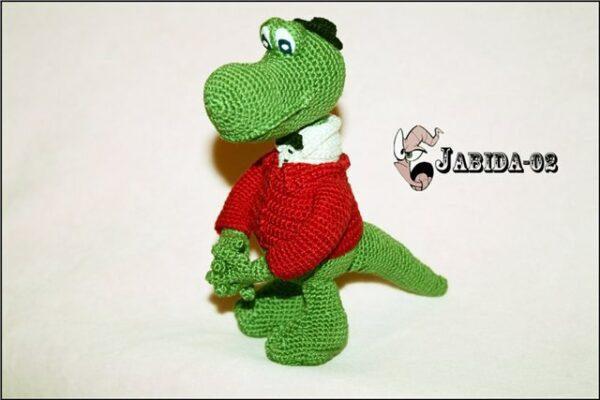 Крокодил Гена Hand Made