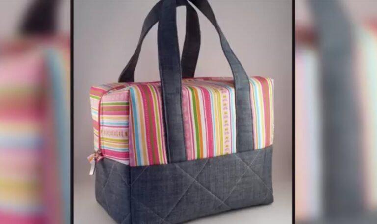 Видео МК по пошиву сумки на Handmade Word