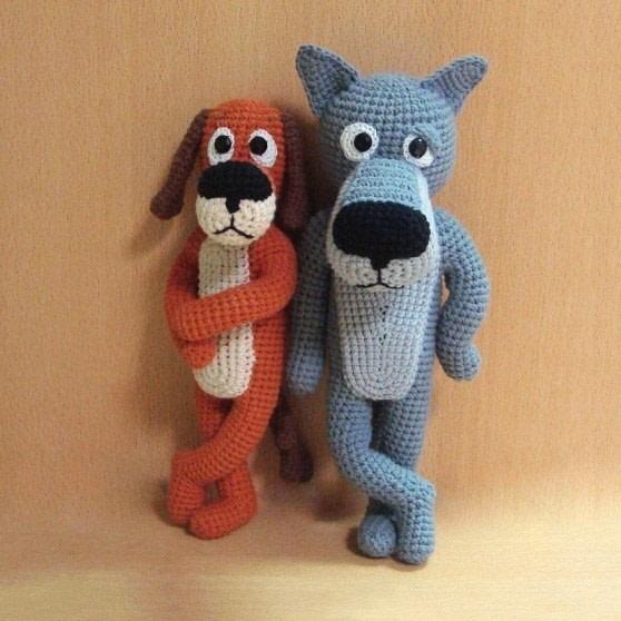 Пёс и Волк