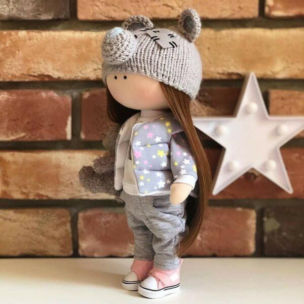Штанишки для куклы Hand Made