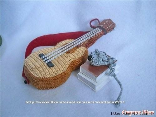 Гитара Hand Made